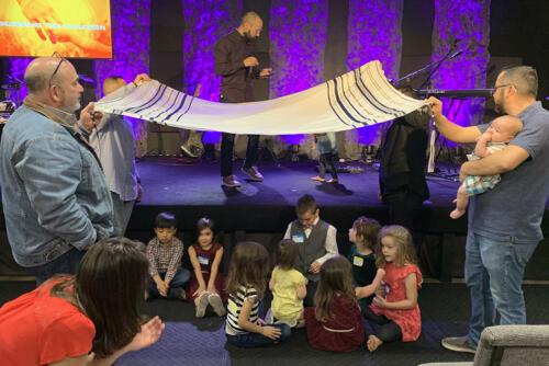 Blessing the Children